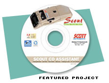 Featured CD-ROM and DVD Designs